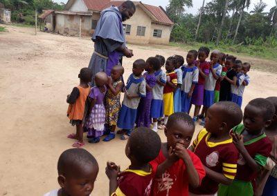 Ijebu Igbo,. scuole
